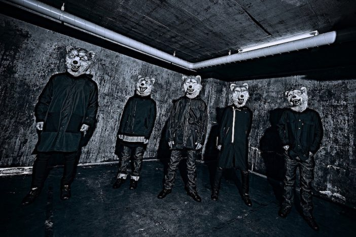 MAN WITH A MISSION、TAKAHIRO主演映画『3人の信長』主題歌を担当