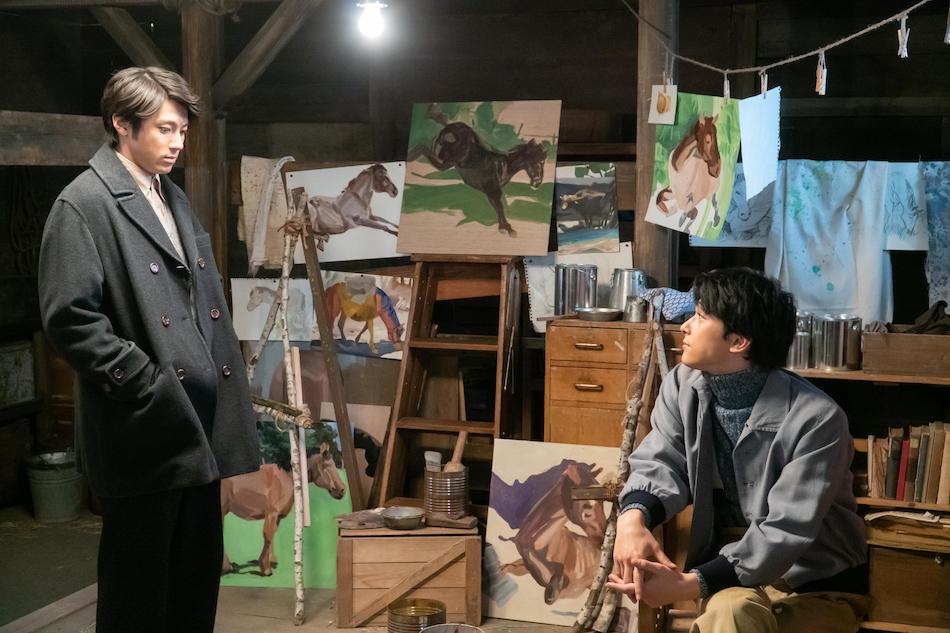 なつぞら』第102話では、北海道に現れた雪次郎(山田裕貴)が天