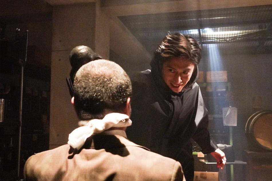 伊勢谷友介、『ボイス 110緊急指令室』に黒幕役で出演 「名乗り出られなくてもどかしかったです」