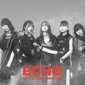 15th Single『ECHO』(通常盤)の画像