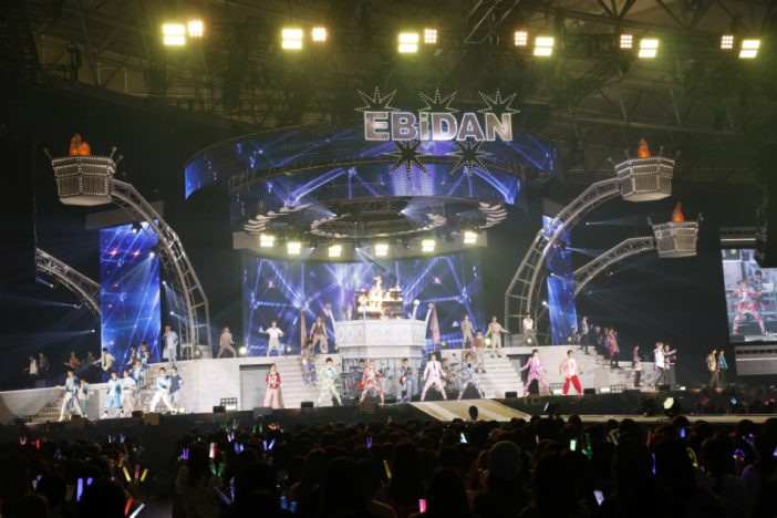 超特急、DISH//、SUPER★DRAGONら集結 『EBiDAN THE LIVE』DAY 2レポ