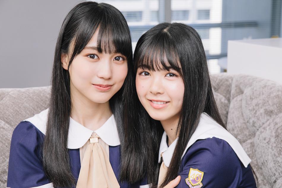 乃木坂46 賀喜遥香×筒井あやめが語る、加入から初選抜までの怒涛