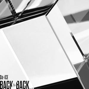 Da-iCE『BACK TO BACK』初回限定盤Bの画像