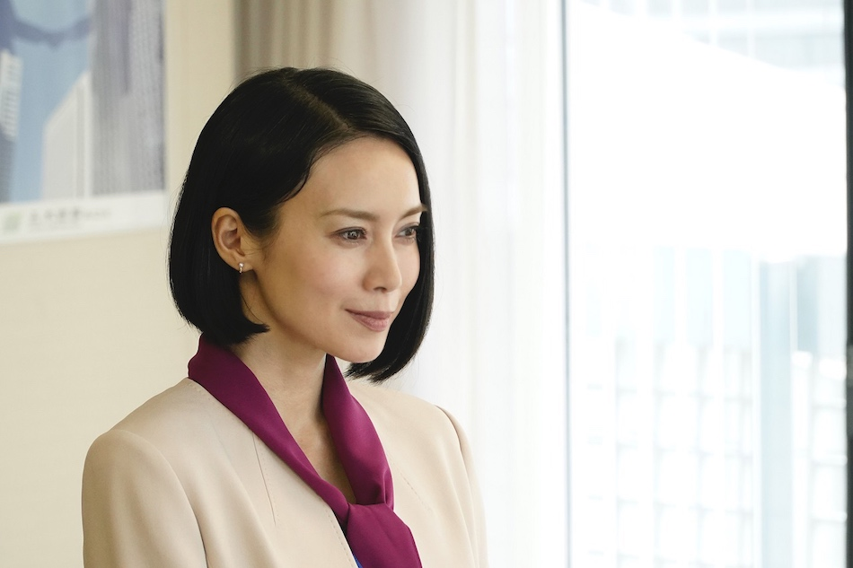 """ハル ~総合商社の女~』の""""デキる女""""は当たり役!? 主演作相次ぐ中谷 ..."""