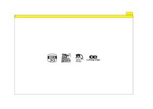 セブンネット オリジナル特典「ジッパーバッグ」(裏)の画像