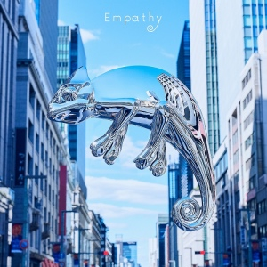 wacci 4th Album『Empathy』初回生産限定盤Cの画像