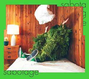 緑黄色社会『sabotage』初回生産限定初回限定盤の画像