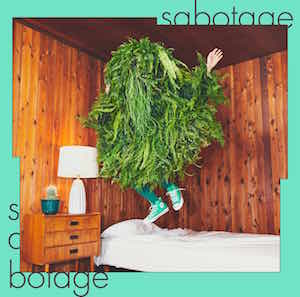 緑黄色社会『sabotage』通常盤の画像