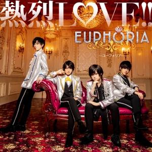 『熱烈LOVE!!』初回盤Aの画像