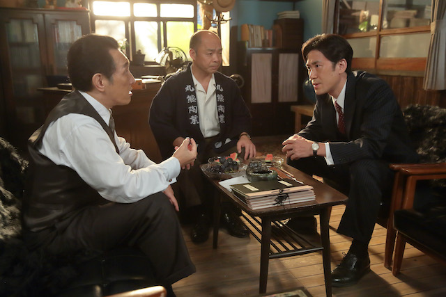 スカーレット』第44話では、結婚して変貌した照子(大島優子)の