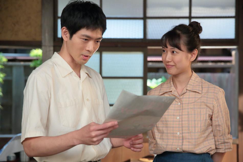 スカーレット』第46話では、八郎役の松下洸平が登場 喜美子
