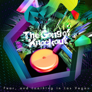 『The Gong of Knockout』の画像