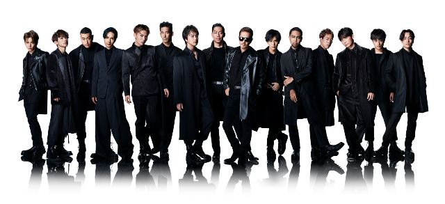 EXILE&EXILE THE SECOND、スプリットシングルジャケット&新ビジュアル公開