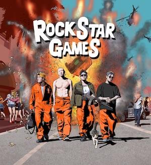 legit goons『ROCKSTAR GAME』の画像