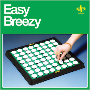 chelmico Digital Single 「Easy Breezy」の画像