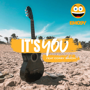 EMO9Y、ゲストボーカル迎えた2ndシングル「It's You feat.Corey Saxon」リリース