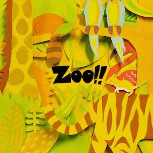 『ZOO!!』(通常盤)の画像