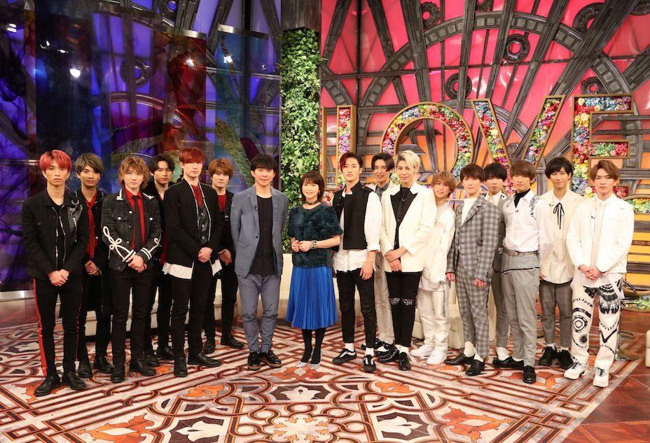 Sixtones テレビ 出演 情報