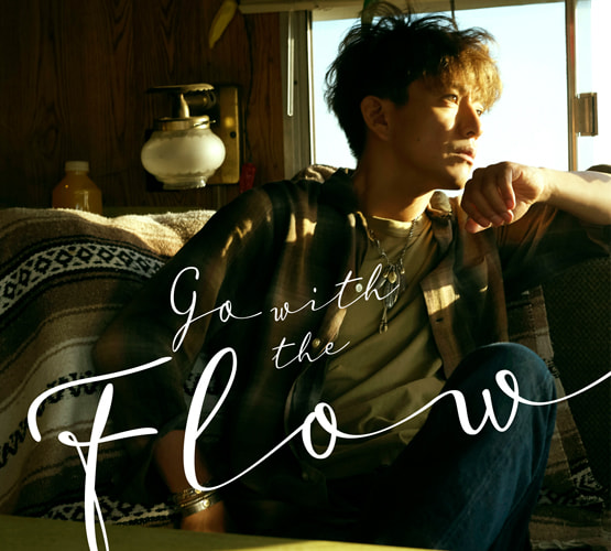 Go with the Flow 初回限定盤B