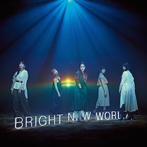 5th Album『BRIGHT NEW WORLD』(初回限定盤A)の画像