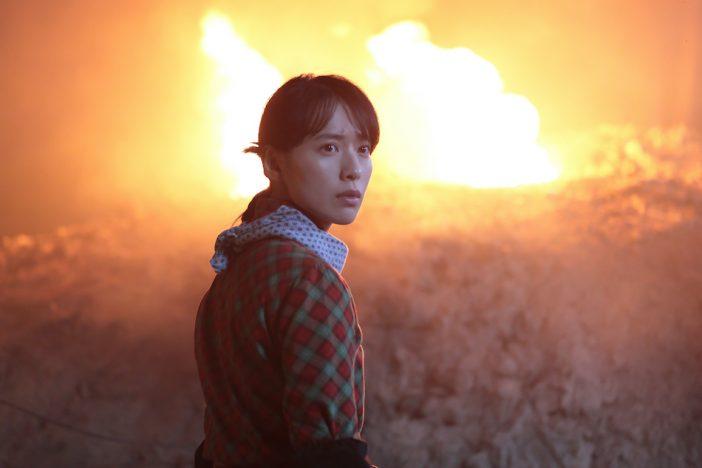 『スカーレット』第105話では、喜美子(戸田恵梨香)が7回目の窯焚きを始める