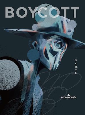 amazarashi『ボイコット』<初回生産限定盤A> 2CD+Blu-ray+特殊パッケージ,NOte 小説「雨天決行」封入の画像