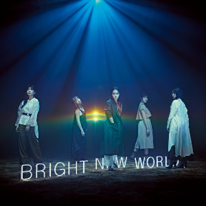 Little Glee Monster 5th Album『BRIGHT NEW WORLD』初回生産限定盤Aの画像