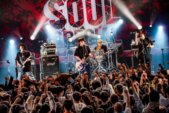 "NAMBA69らがライブシーンの""現場""の熱さを証明 『JMS presents BODY and SOUL SPECIAL』レポ"
