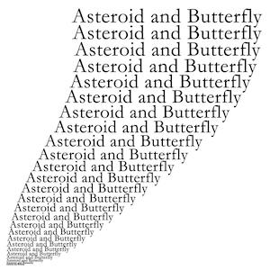 やのとあがつま『Asteroid and Butterfly』の画像