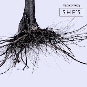 SHE'S『Tragicomedy』初回限定盤の画像
