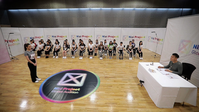 『Nizi Project』第4話、東京合宿で山口真子が圧巻のダンスを披露の画像1-2