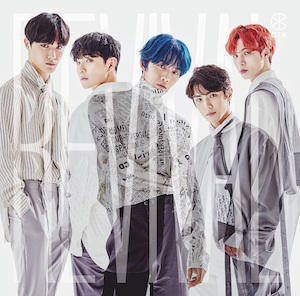CIX JAPAN 1st Single『Revival』(通常盤B)の画像