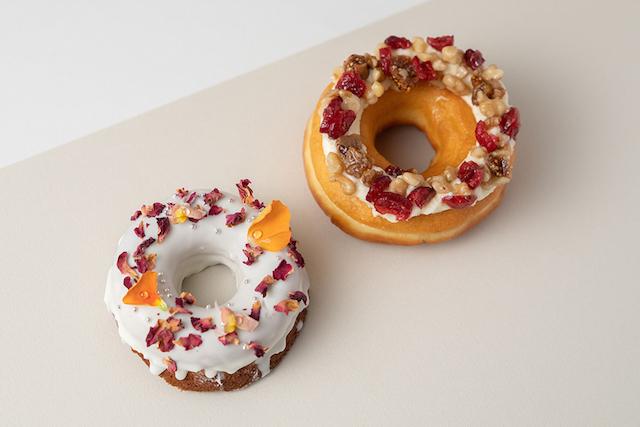 sumika、koe donuts kyotoとコラボレーション 新作EPをイメージしたドーナツ&ドリンク販売の画像3-2