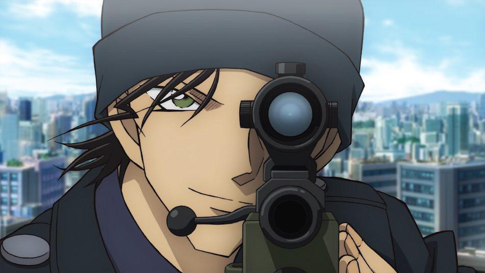 緋色 の 弾丸