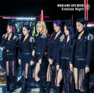 DREAMCATCHER『Endless Night』(初回限定盤B)の画像