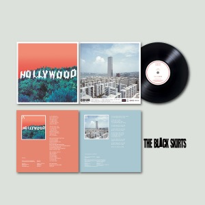 The Black Skirts『Hollywood / In My City of Seoul』の画像