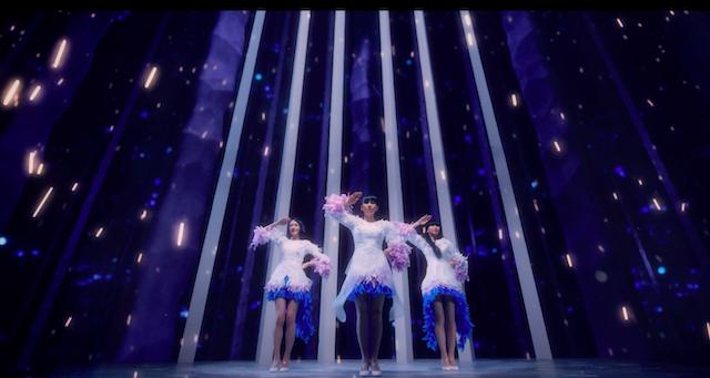 Perfume、ベストアルバム収録曲「Challenger」MVをプレミア公開 11歳の小学生の企画を基に制作の画像3-2