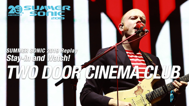 Two Door Cinema Clubの画像