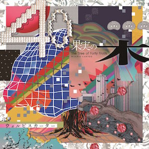 New Album『40果実の木』(通常盤)の画像