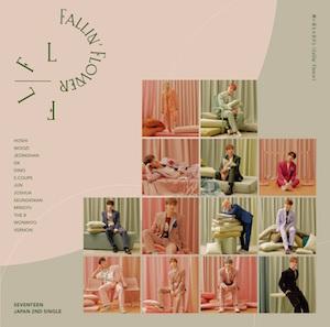 『舞い落ちる花びら (Fallin' Flower)』(通常盤)の画像