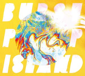 Wienners『BURST POP ISLAND』(初回生産限定盤)の画像
