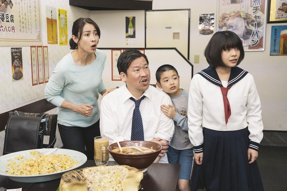家族 ドラマ 鉄筋 浦安