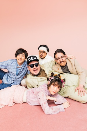フレンズ 、バンド初の個別撮影による新曲「あくびをすれば」MV公開 夏と秋に配信限定シングル発売の画像2-1