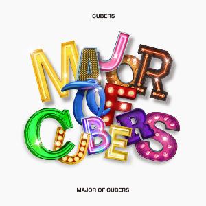 CUBERS『MAJOR OF CUBERS』(豪華初回限定盤)の画像