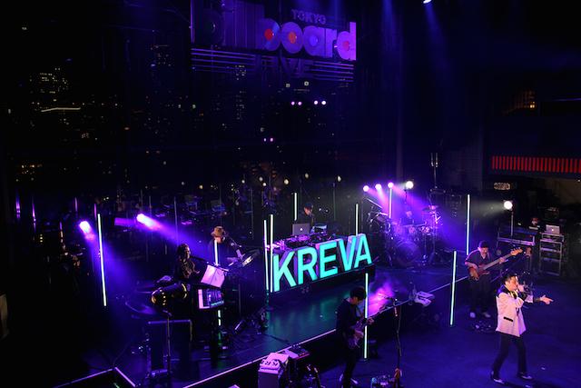 """KREVA、""""新たなライブ様式""""に向けた粋な試みの数々 ストリーミングライブ『①(マルイチ)』レポートの画像1-3"""