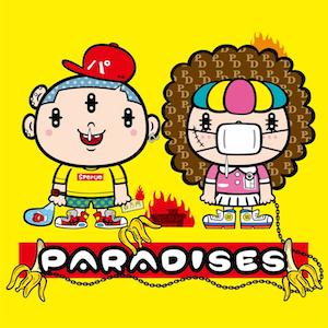 『PARADISES』の画像