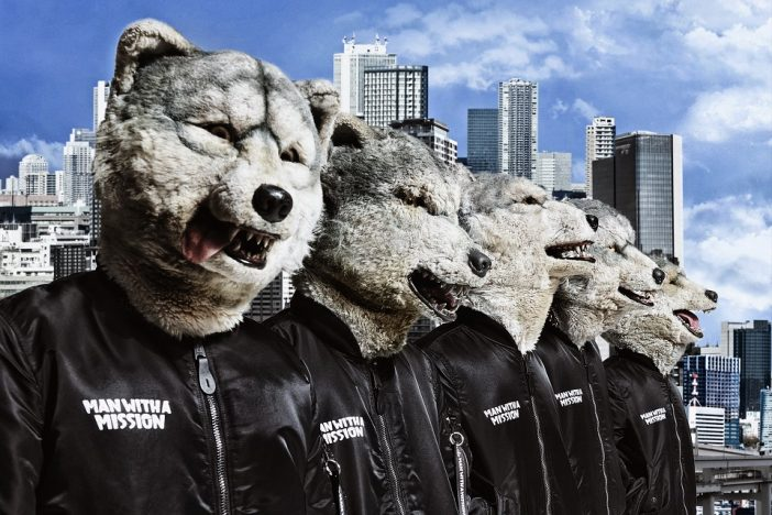 MAN WITH A MISSION、トーク&ライブを楽しめる特別番組を無料配信 厳選ライブ映像の限定公開も