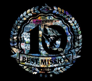 """『MAN WITH A """"BEST"""" MISSION』『MAN WITH A """"BEST"""" MISSION』【通常盤】の画像"""