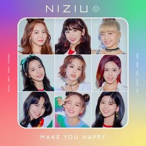 NiziU『Make you happy』