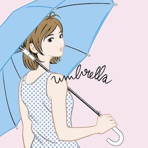「umbrella / Dropout」 初回限定盤Aの画像